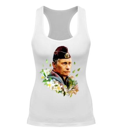 Женская борцовка Путин моряк