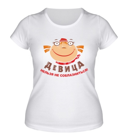 Женская футболка Знатная девица