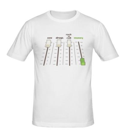 Мужская футболка Регулятор