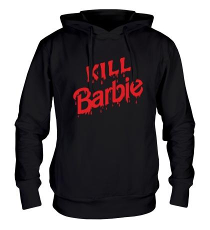 Толстовка с капюшоном Kill Barbie