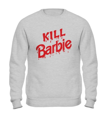 Свитшот Kill Barbie