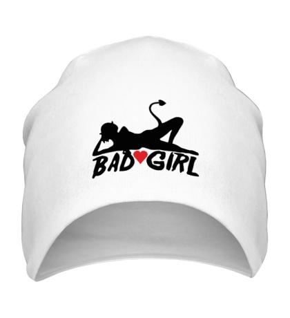 Шапка Bad girl