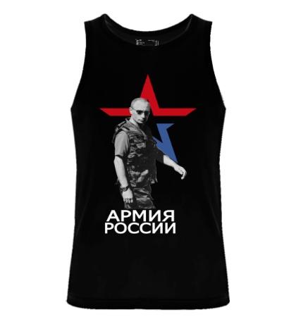 Мужская майка Армия России
