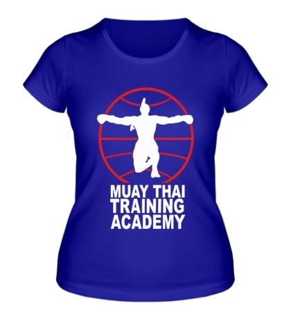 Женская футболка Muay Thai Training Academy