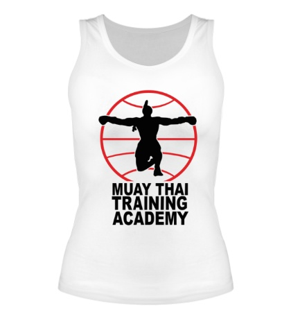 Женская майка Muay Thai Training Academy