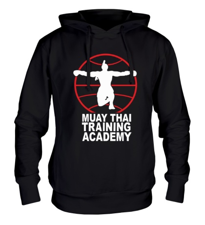 Толстовка с капюшоном Muay Thai Training Academy