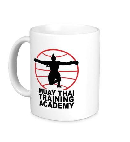 Керамическая кружка Muay Thai Training Academy