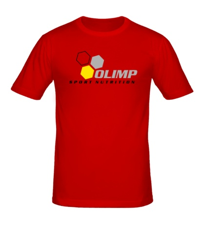 Мужская футболка Olimp sport nutrition
