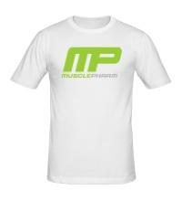 Мужская футболка Musclepharm