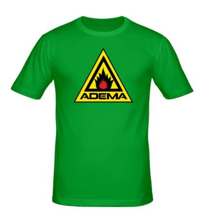 Мужская футболка Adema