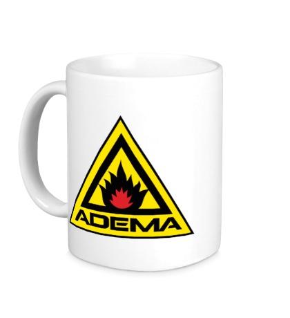 Керамическая кружка Adema