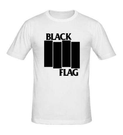 Мужская футболка Black Flag