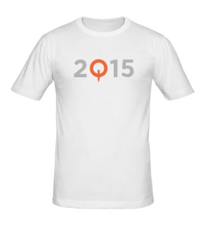 Мужская футболка Quake 2015