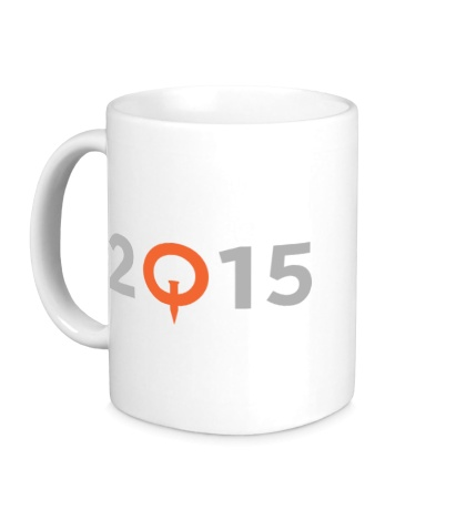 Керамическая кружка Quake 2015