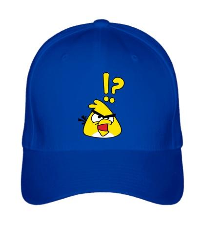 Бейсболка Angry Birds: Yellow Bird
