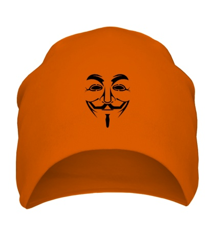 Шапка Маска анонимуса