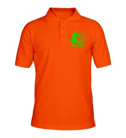 Рубашка поло Acid iguana