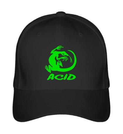 Бейсболка Acid iguana