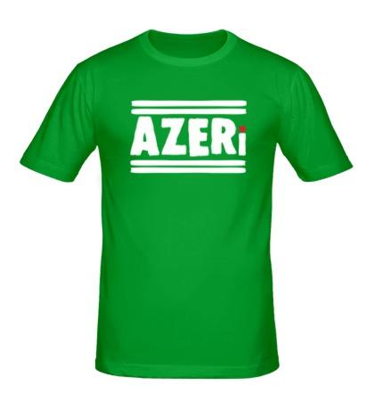 Мужская футболка Azeri
