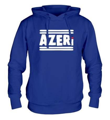 Толстовка с капюшоном Azeri