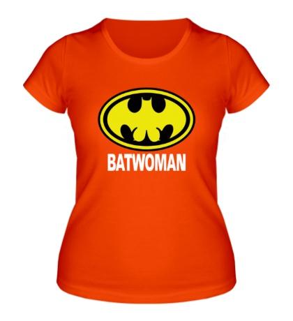 Женская футболка Batwoman