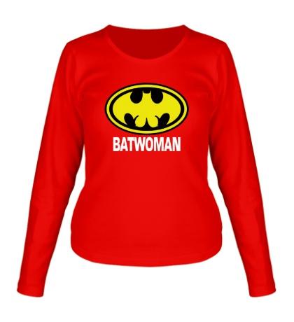 Женский лонгслив Batwoman