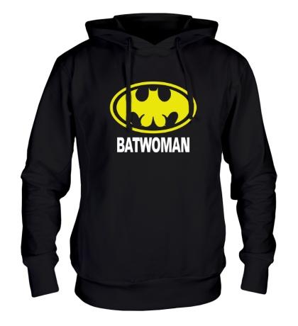 Толстовка с капюшоном Batwoman