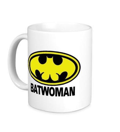 Керамическая кружка Batwoman