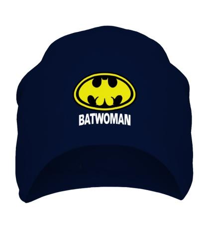 Шапка Batwoman