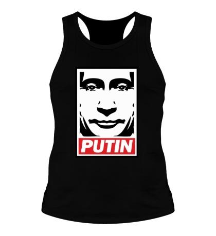 Мужская борцовка Putin Poster