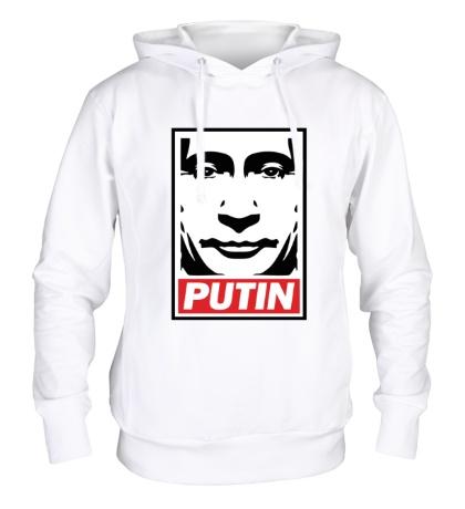 Толстовка с капюшоном Putin Poster