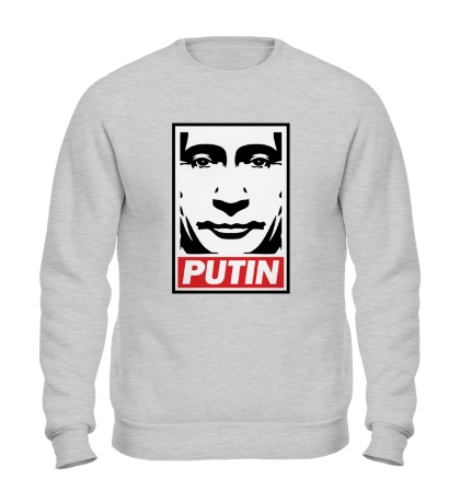 Свитшот Putin Poster