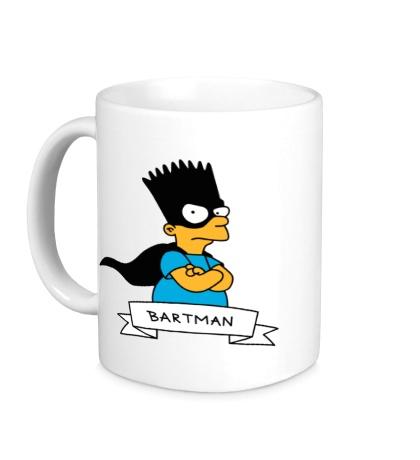Керамическая кружка Bartman