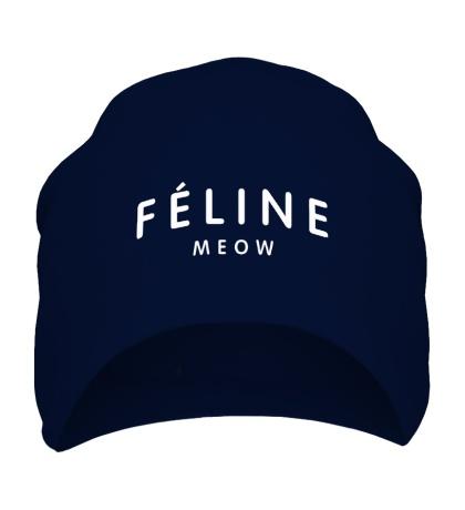 Шапка Feline meow