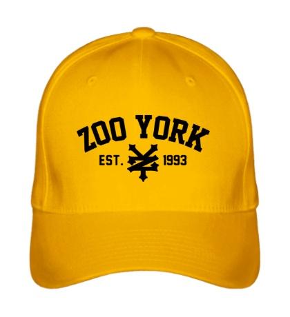 Бейсболка Zoo York