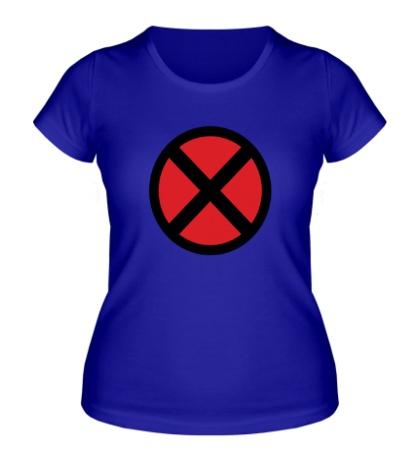 Женская футболка X-Men