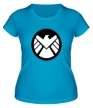 Женская футболка «S.H.I.E.L.D.» - Фото 1