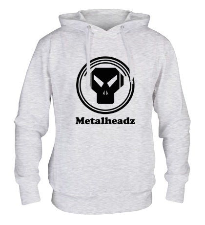 Толстовка с капюшоном Metalheadz Moving Shadow