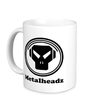 Керамическая кружка Metalheadz Moving Shadow