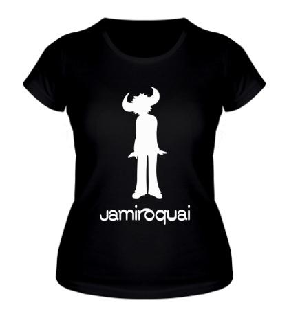 Женская футболка Jamiroquai