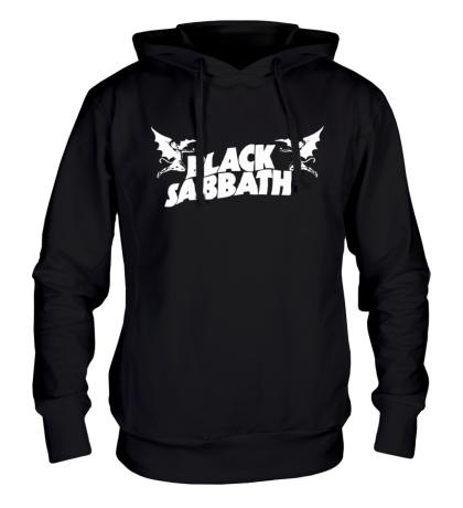 Толстовка с капюшоном Black Sabbath Logo
