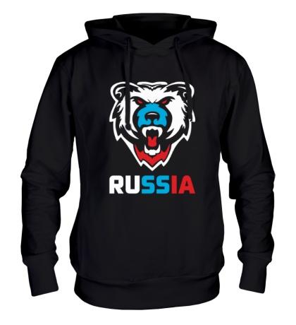 Толстовка с капюшоном Russian Power