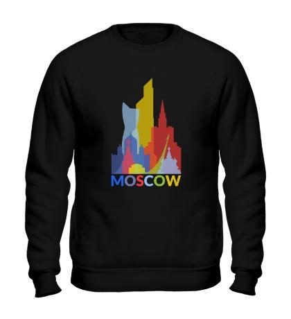 Свитшот Moscow City