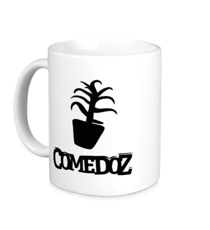 Керамическая кружка Comedoz