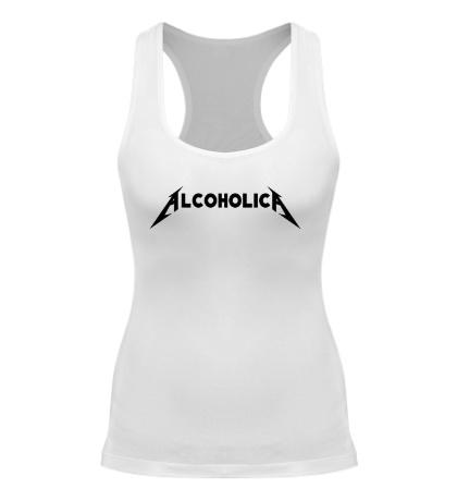 Женская борцовка Alcoholica
