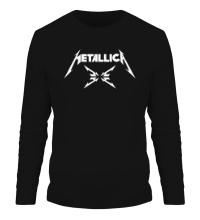 Мужской лонгслив Metallica 4M logo