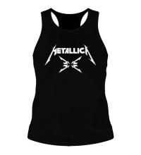 Мужская борцовка Metallica 4M logo