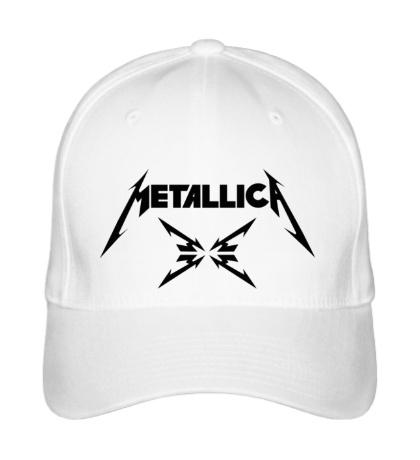 Бейсболка Metallica 4M logo