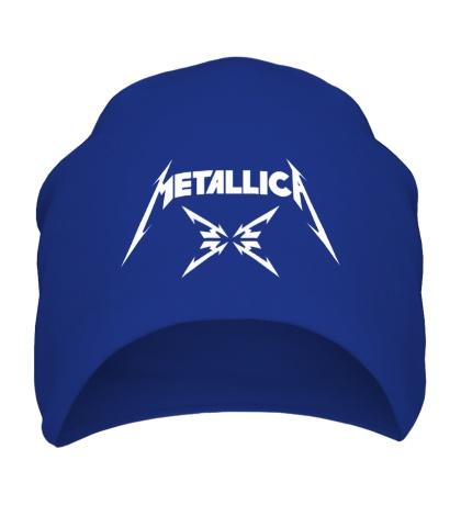 Шапка Metallica 4M logo