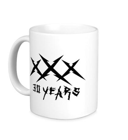 Керамическая кружка Metallica: 30 years